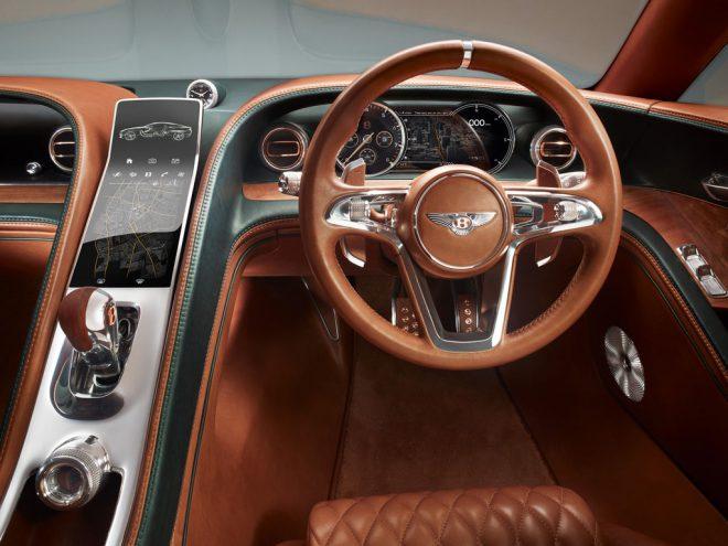Genève 2015 : Bentley coupé 2 place EXP 10 Speed 6 Concept - 10
