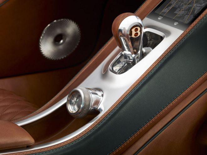 Genève 2015 : Bentley coupé 2 place EXP 10 Speed 6 Concept - 2