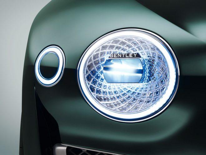 Genève 2015 : Bentley coupé 2 place EXP 10 Speed 6 Concept - 4