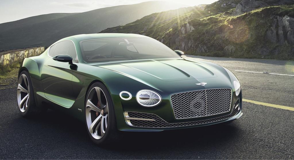 Genève 2015 : Bentley coupé 2 place EXP 10 Speed 6 Concept - 5