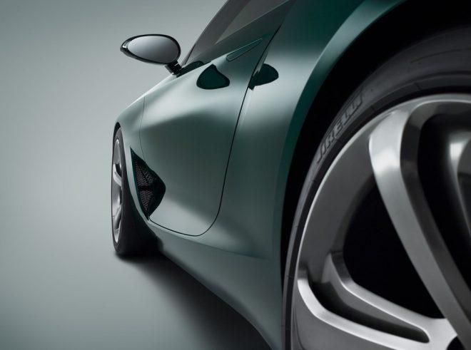 Genève 2015 : Bentley coupé 2 place EXP 10 Speed 6 Concept - 6