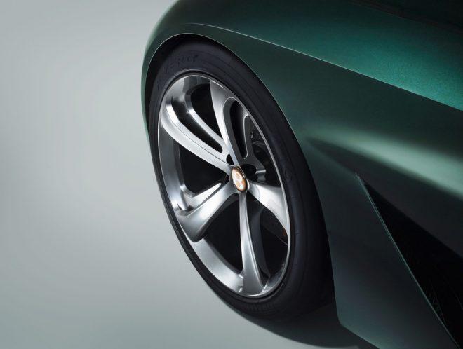 Genève 2015 : Bentley coupé 2 place EXP 10 Speed 6 Concept - 7