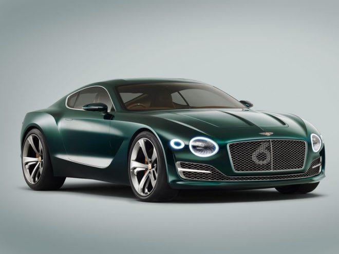 Genève 2015 : Bentley coupé 2 place EXP 10 Speed 6 Concept - 8