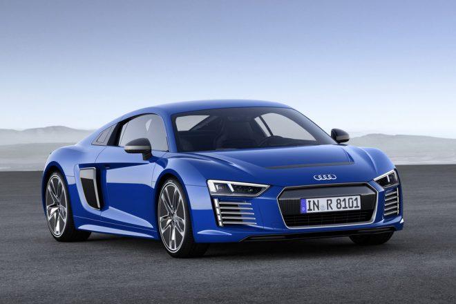 Genève 2015 : Nouvelle Audi R8 - 7