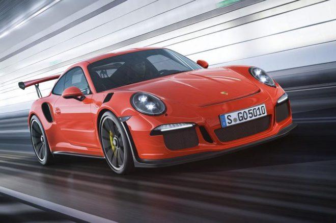 Genève 2015 : Porshe 911 GT3 RS - 2