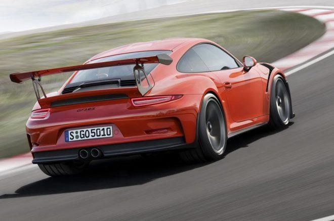 Genève 2015 : Porshe 911 GT3 RS - 5