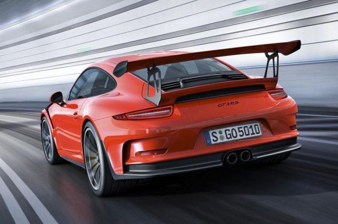 Genève 2015 : Porshe 911 GT3 RS - 7