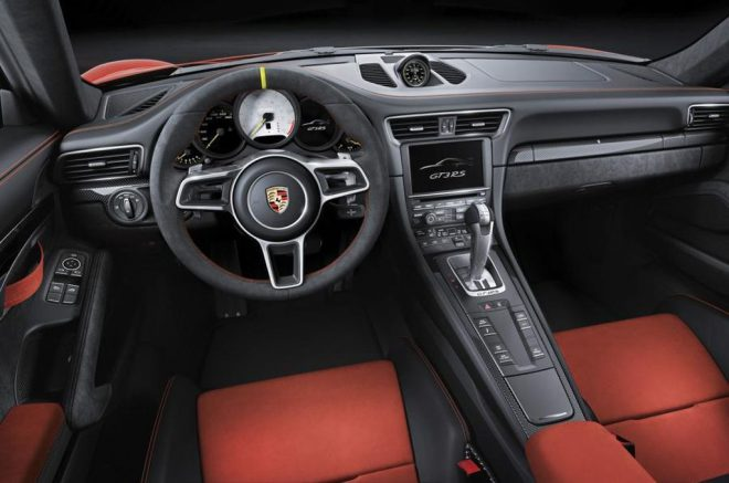 Genève 2015 : Porshe 911 GT3 RS - 8
