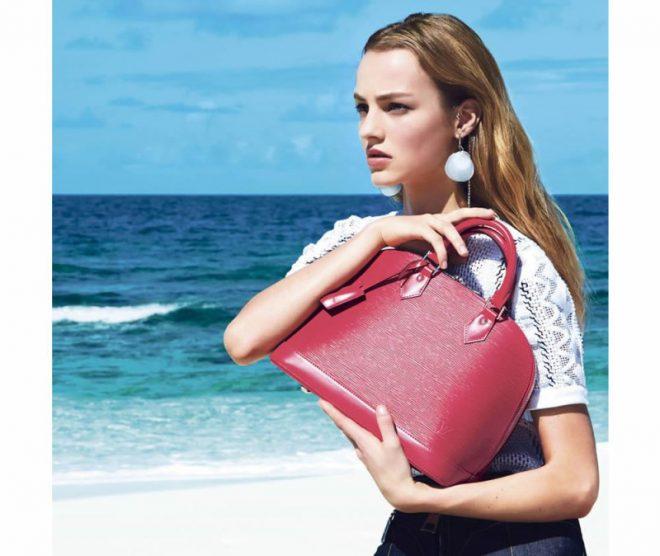 Nouvelle campagne publicitaire de Louis Vuitton - 1