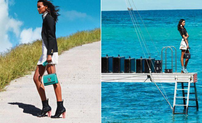 Nouvelle campagne publicitaire de Louis Vuitton - 2
