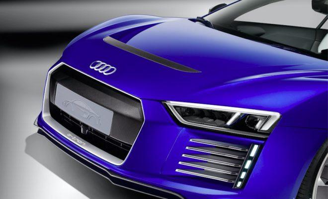 Audi R8 e-tron - 1