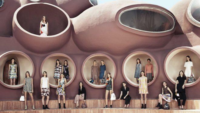 Collection Dior croisière 2016