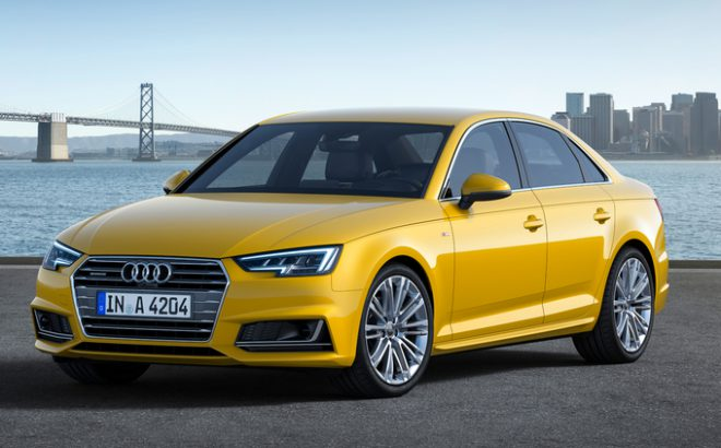 Audi A4 2016 - 6