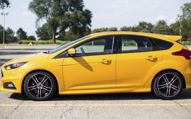 Ford Focus ST- 1