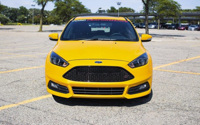 Ford Focus ST- 2