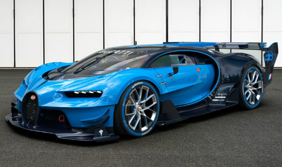 Vision Gran Turismo Bugatti 2