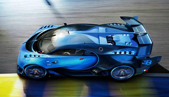 Vision Gran Turismo Bugatti