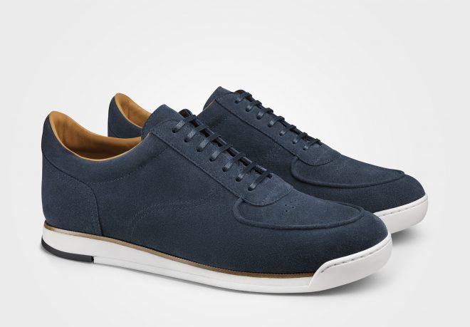 71f141b27a60be Porth : La nouvelle sneaker de chez John Lobb