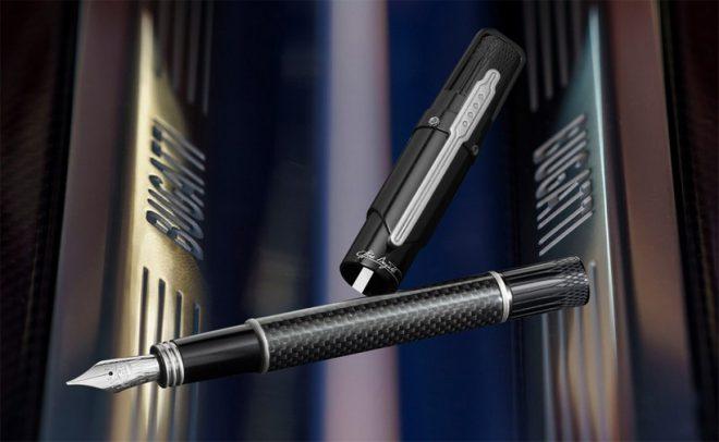 Quand deux mondes prestigieux se rencontrent, l'automobile de luxe et les instruments d'écriture, le résultat est impressionnant. C'est le cas du nouveau stylo plume de la maison italienne de stylos haut de gamme, Montegrappa, qui propose un instrument inspiré du monde des supercars et plus particulièrement de la Bugatti Chiron. La société deBassano del Grappa, […]