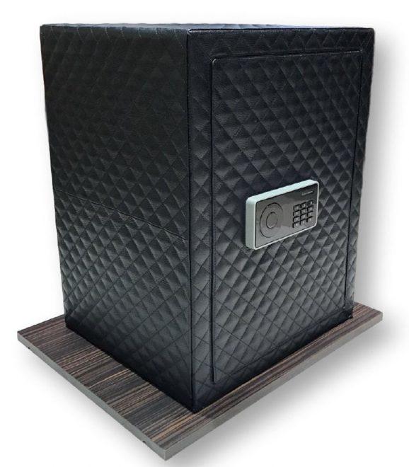 s curit et style avec le coffre fort kronokeeper. Black Bedroom Furniture Sets. Home Design Ideas