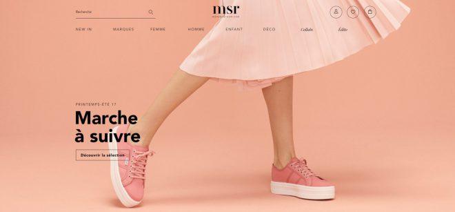 Marque du groupe Monoprix dirigé par Jean-Charles Naouri depuis 2015, Monshowroom accueille aujourd'hui sur sa plateforme en ligne plus de 1,9 million de visiteurs uniques par mois. Reconnu pour ses partenariats avec des marques réputées comme avec de jeunes créateurs, et pour l'étendue de sa gamme et de son offre textile, MSR choisit de faire […]