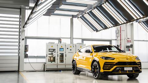 Lamborghini Urus, la super-SUV