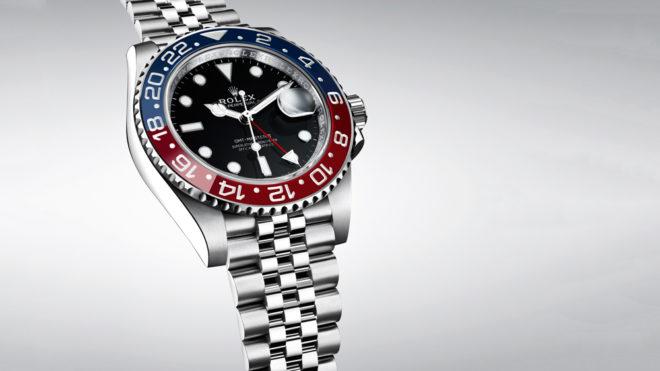 GMT-Master II de Rolex revisitée