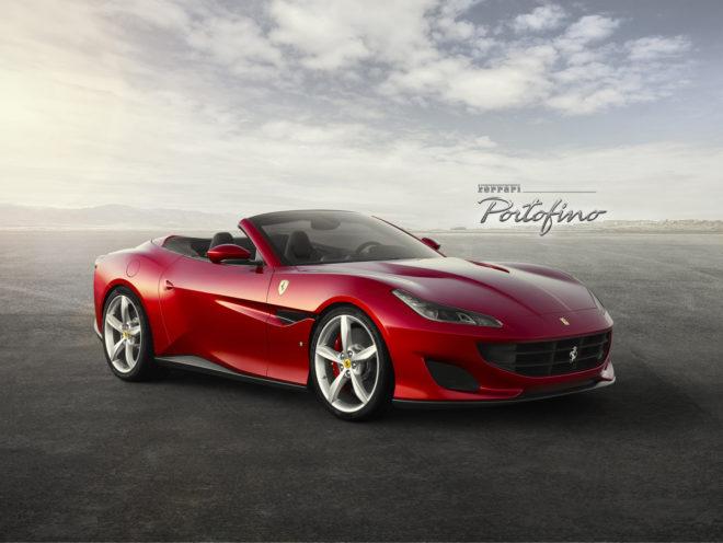 Portofino Ferrari