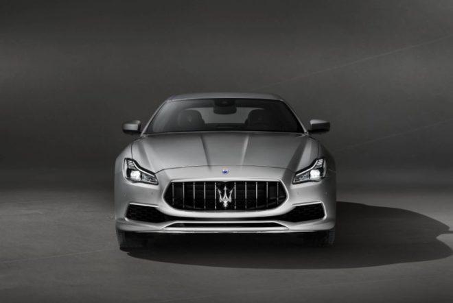 Quattroporte Maserati