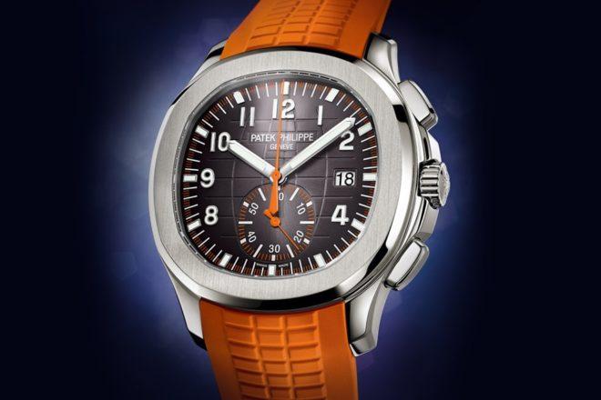 Aquanaute Chronographe de Patek Philippe
