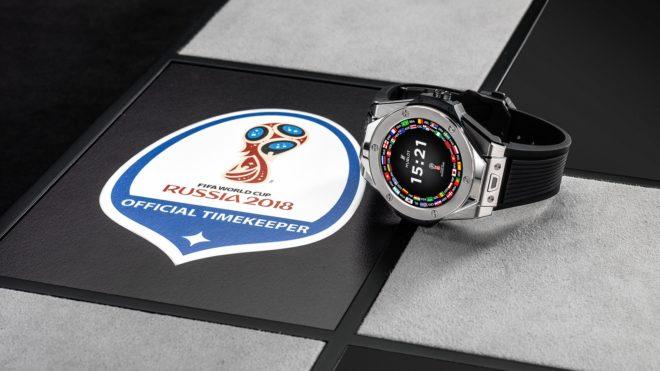 Big Bang Referee 2018 FIFA World Cup Russia de Hublot