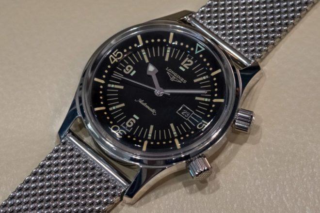 Legend Diver 36mm de Longines