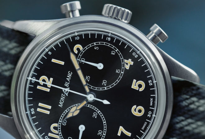 1858 Automatic Chronograph de Montblanc