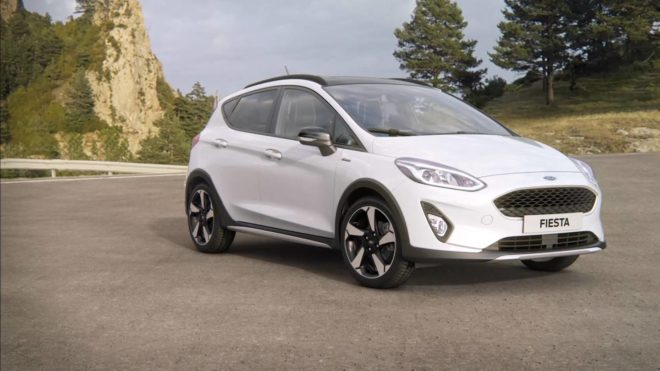 Ford-Fiesta Active 2018