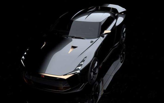 Nissan et Italdesign GT-R50