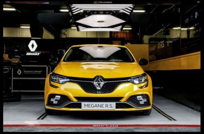 Renault Mégane RS Trophy