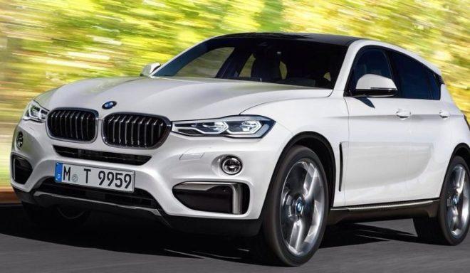 SUV BMW Xcite