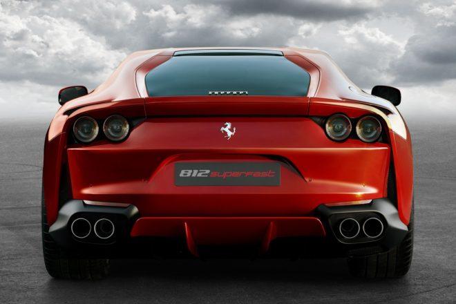 Un SUV Ferrari pour 2019