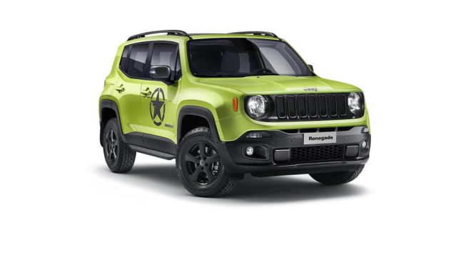 Jeep Renegade Mopar