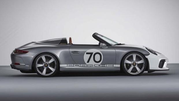 Porsche-911 Speedster Concept