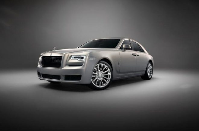 Silver Ghost Collection Rolls Royce