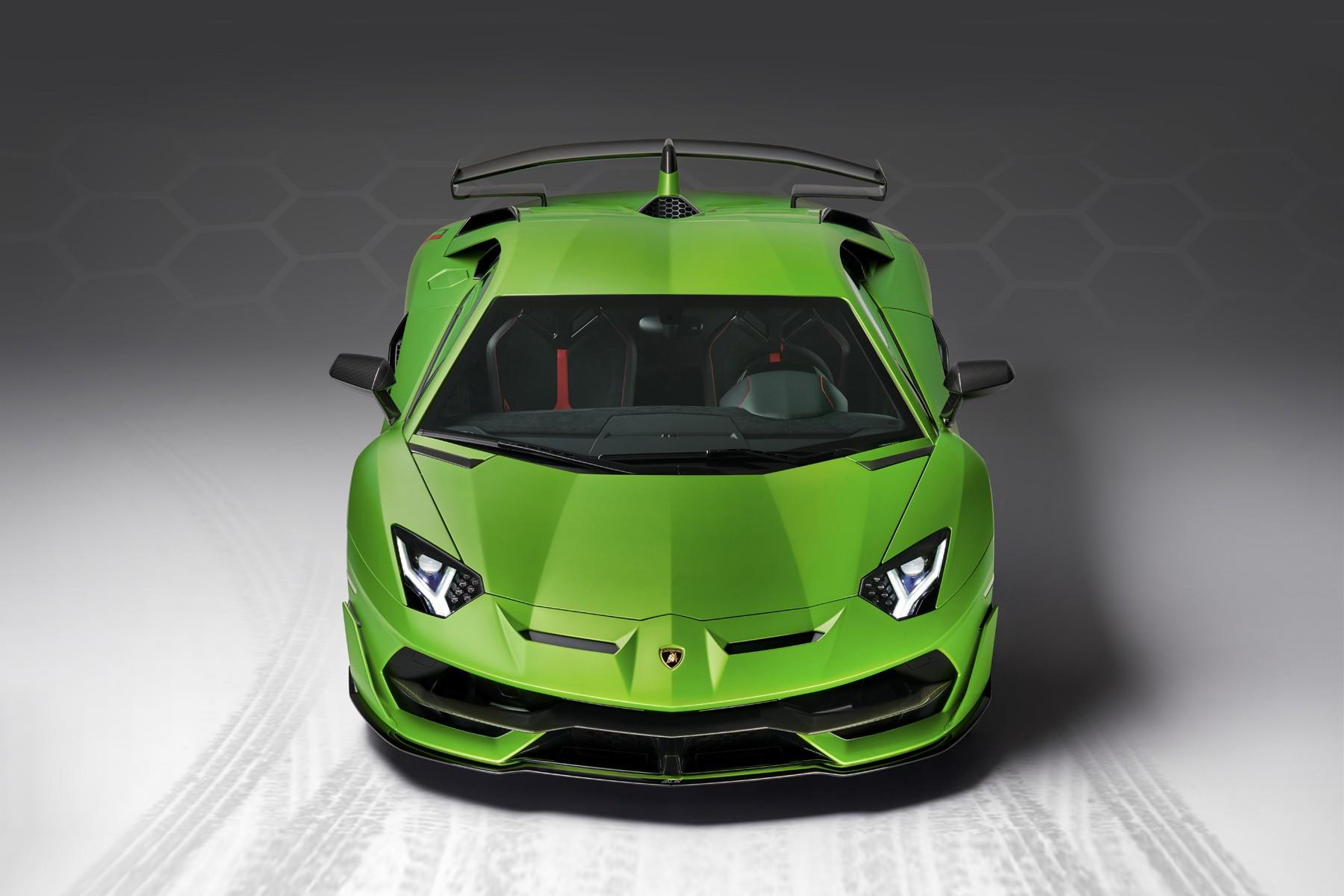 Lamborghini D 233 Voile L Aventador Svj