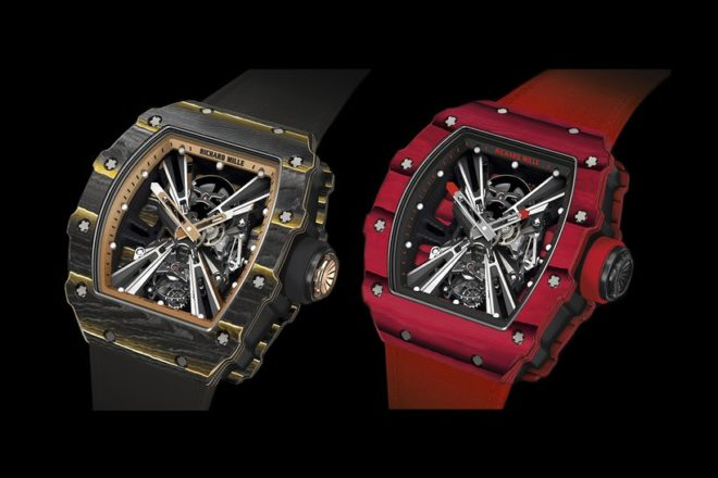 RM 12-01 Tourbillon de Richard Mille