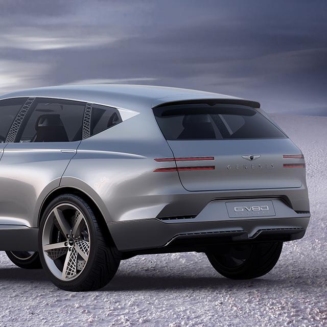 Un Premier SUV Signé Genesis En 2020