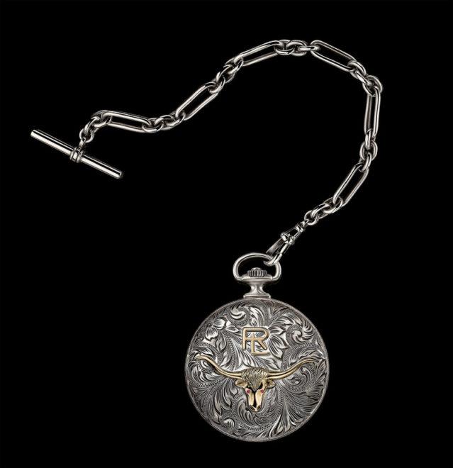 Ralph Lauren montre de poche