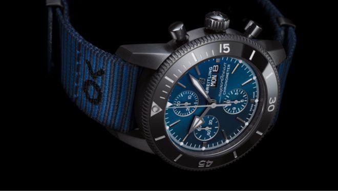 Superocean Héritage II Chronograph 44 Outerknown de Breitling