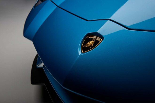 Lamborghini version hybride rechargeable