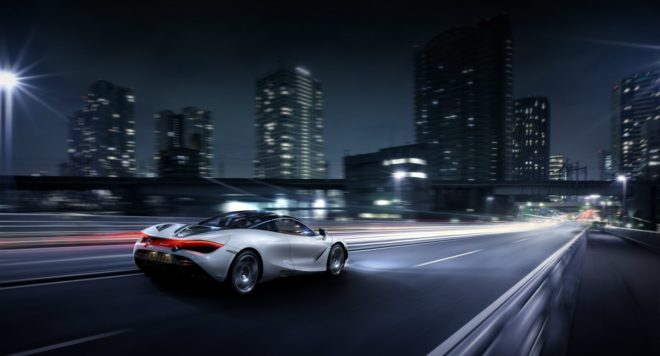 McLaren supercar 720S