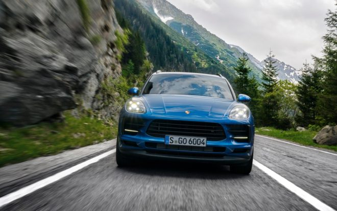 Porsche Macan revisité