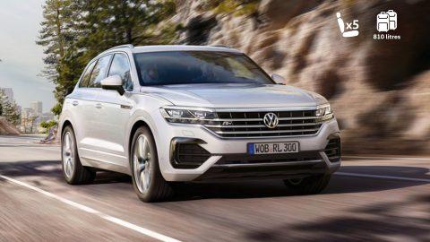Volkswagen grand SUV électrique